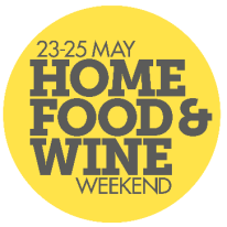 HOME FOOD AND WINE WEEKEND